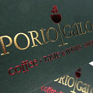 Portogalo <span></span>[coffee, taste & wine]<span>Επαγγελματική κάρτα</span>