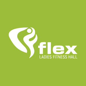 Flex <span></span>[ladies fitness hall]<span>Λογότυπο</span>