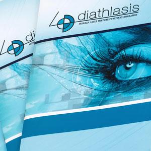 Diathlasis <span></span>[οφθαλμολογικό κέντρο] <span>12σέλιδο φυλλάδιο</span>