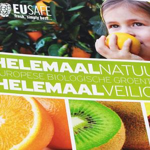 """Novacert<span>12σέλιδη μπροσούρα για την καμπάνια προώθησης """"EU Safe""""</span>"""